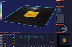 4D測定の画像