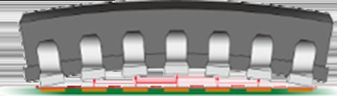 端子コプラナリティ測定の説明画像