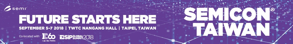 we will exhibit at semicon taiwan 2018 september 5 7 cores co